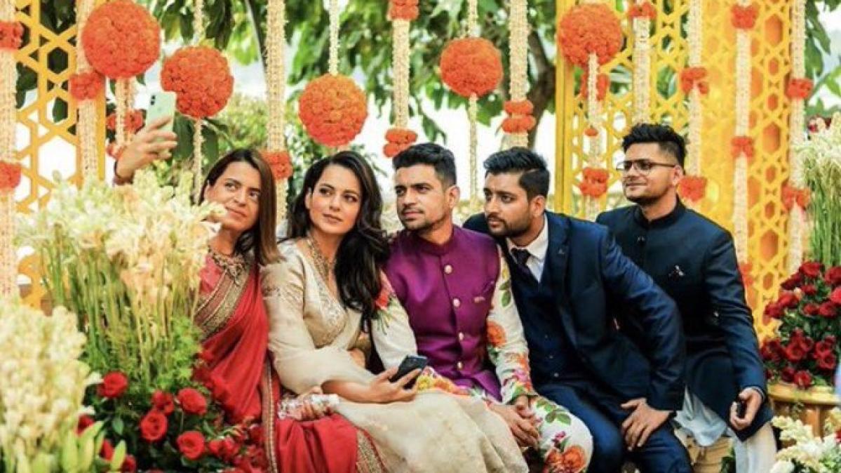 Bhai Dooj 2020: Kangana Ranaut, Ira Khan, Madhuri Dixit share sweet posts for their brothers