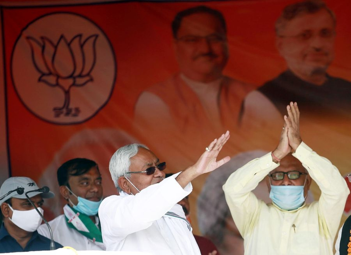 Bihar: Congress refutes JDU's claim of 'split' in party