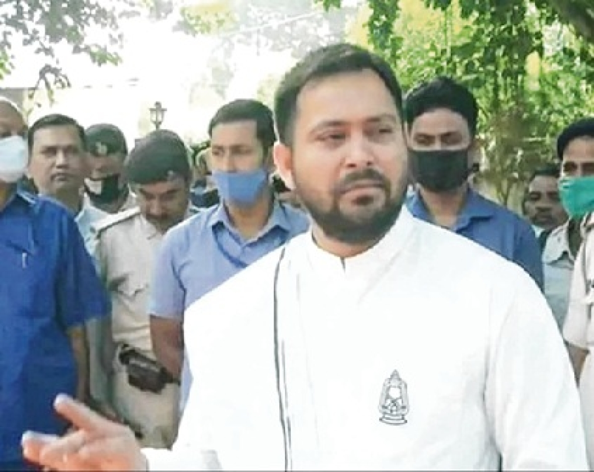 Tejashwi and Lalu: A tale of contrasts