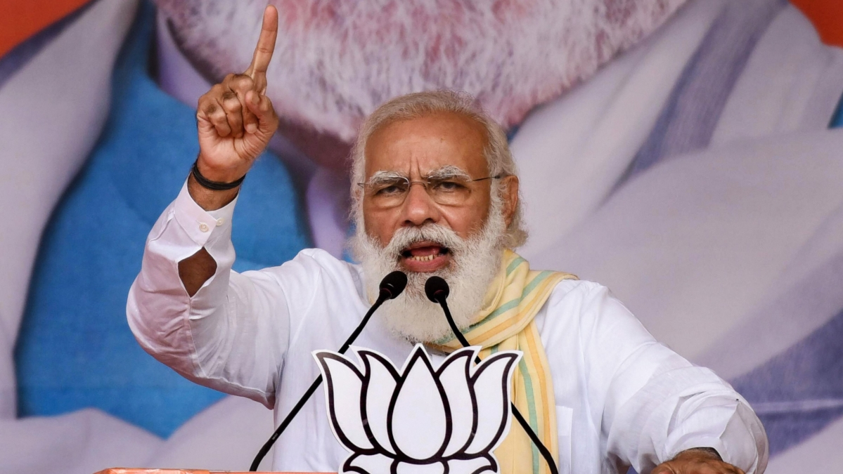 Pakistan's Pulwama confession unmasked Opposition who were spreading rumours: PM Modi in  Chhapra