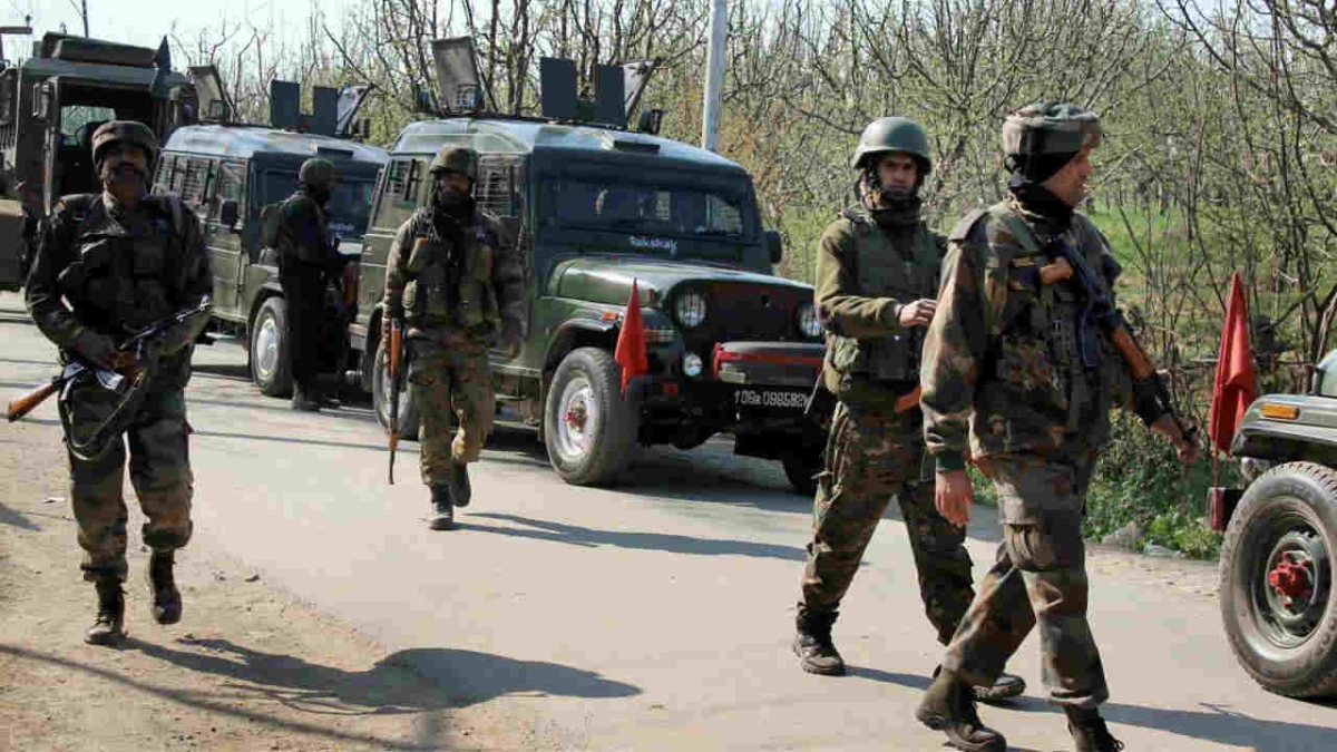 Jammu and Kashmir: Four JeM terrorists killed in Nagrota encounter