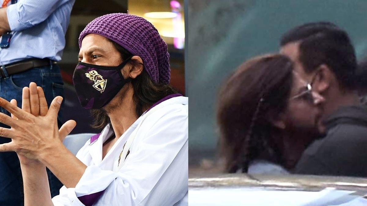 Leaked Pic: Shah Rukh Khan flaunts long locks and beard as he kickstarts filming for 'Pathan'