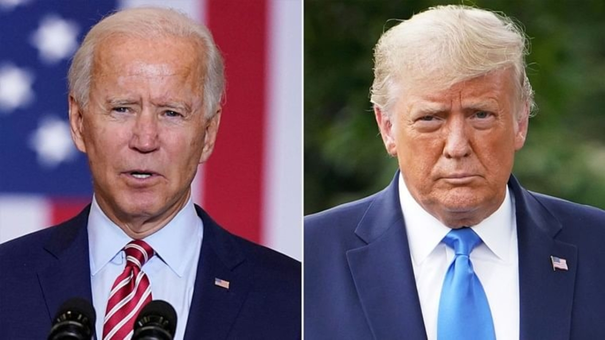US Presidential Election: Biden leading in 4 key swing states, yet Trump confident