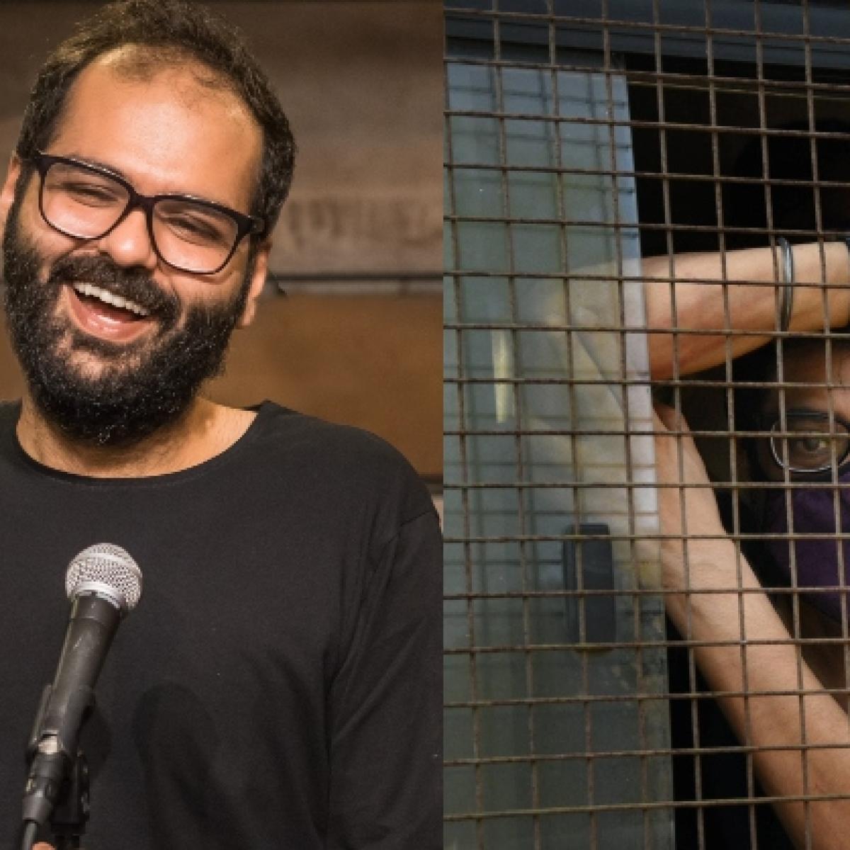 Watch: Kunal Kamra celebrates Arnab's arrest with video featuring Sanjay Raut
