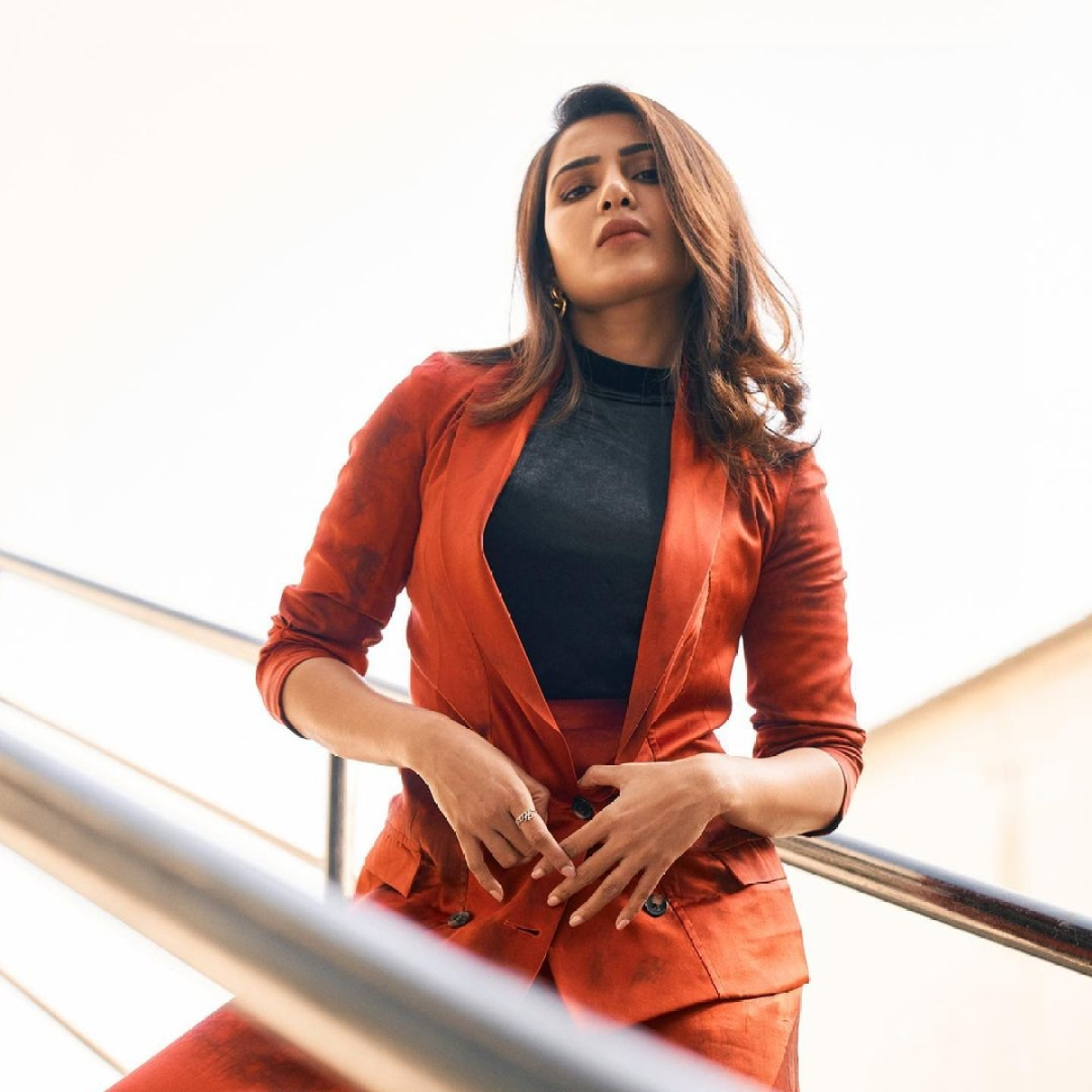 Watch: Samantha Akkineni, Vijay Deverakonda have a blast on 'Sam-Jam'