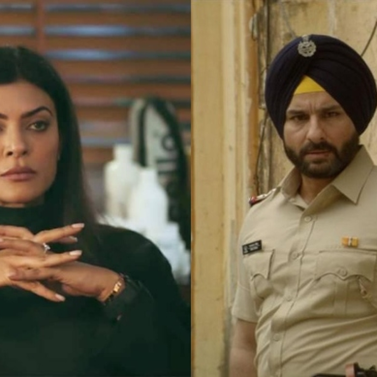 From Sushmita Sen to Saif Ali Khan:  Bollywood actors who gave OTT boost to their careers