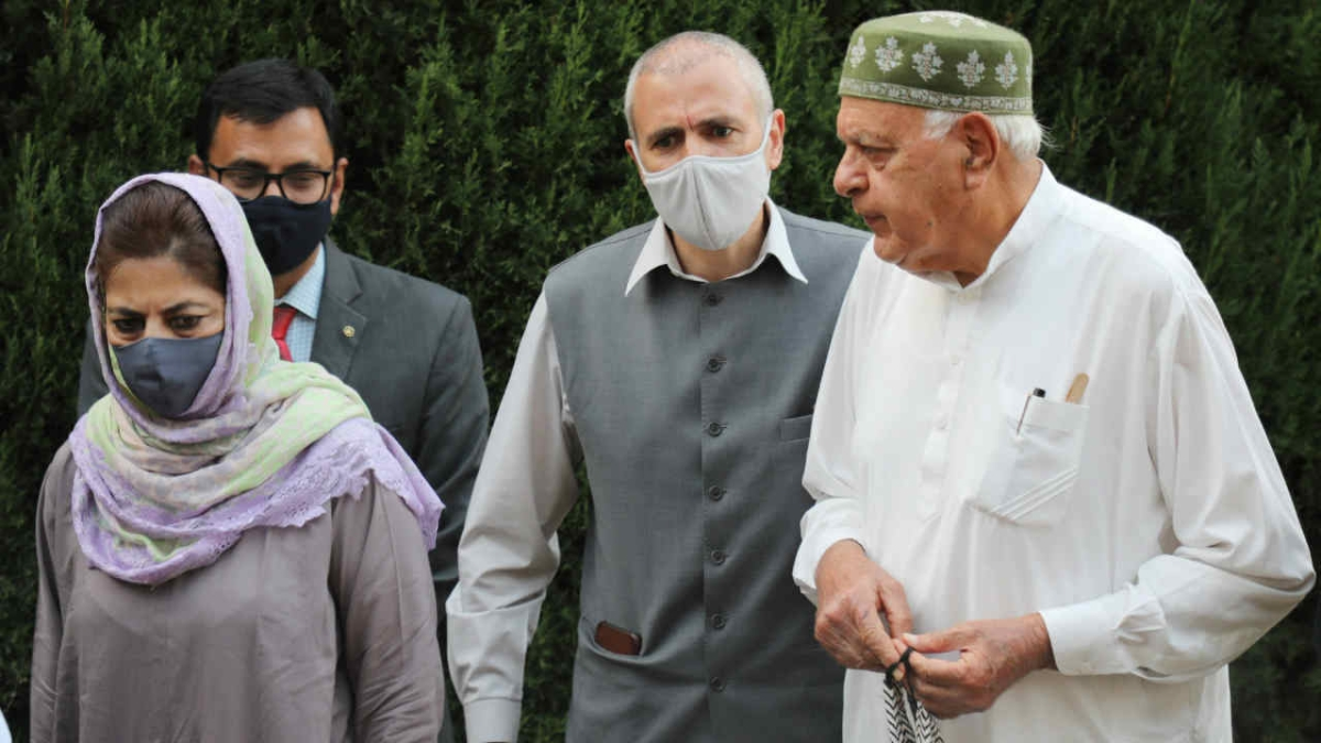 Centre likely to hold talks with J-K parties before month-end