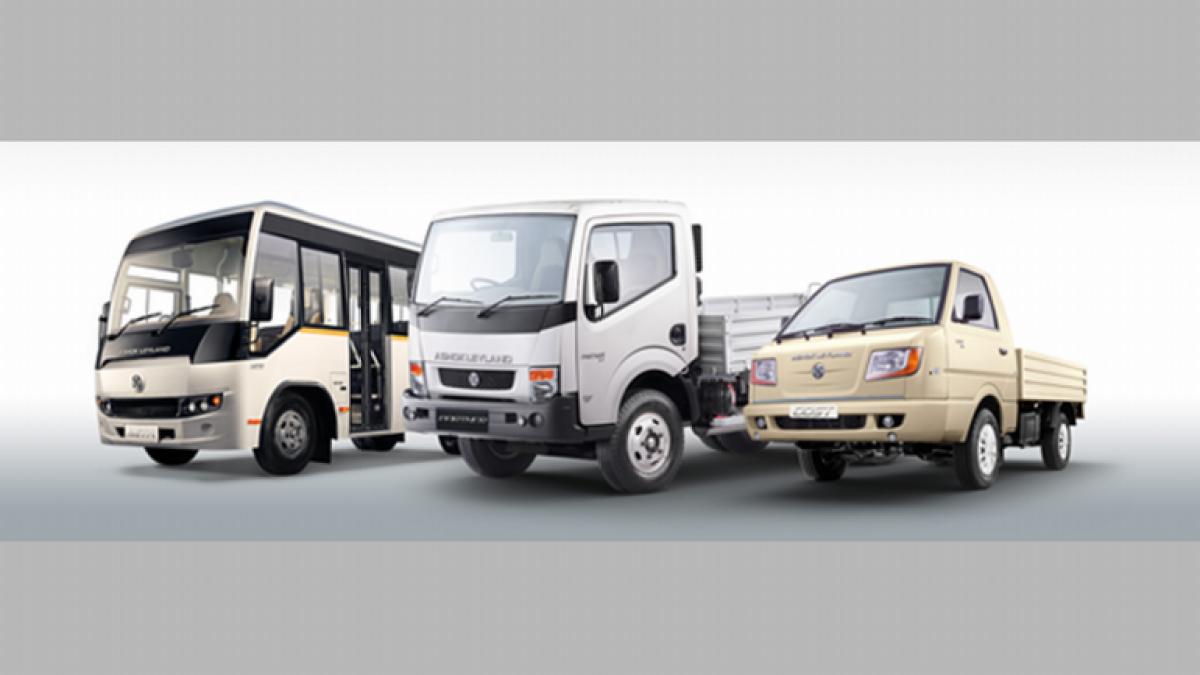 Ashok Leyland's UK subsidiary acquires Indian EV subsidiary