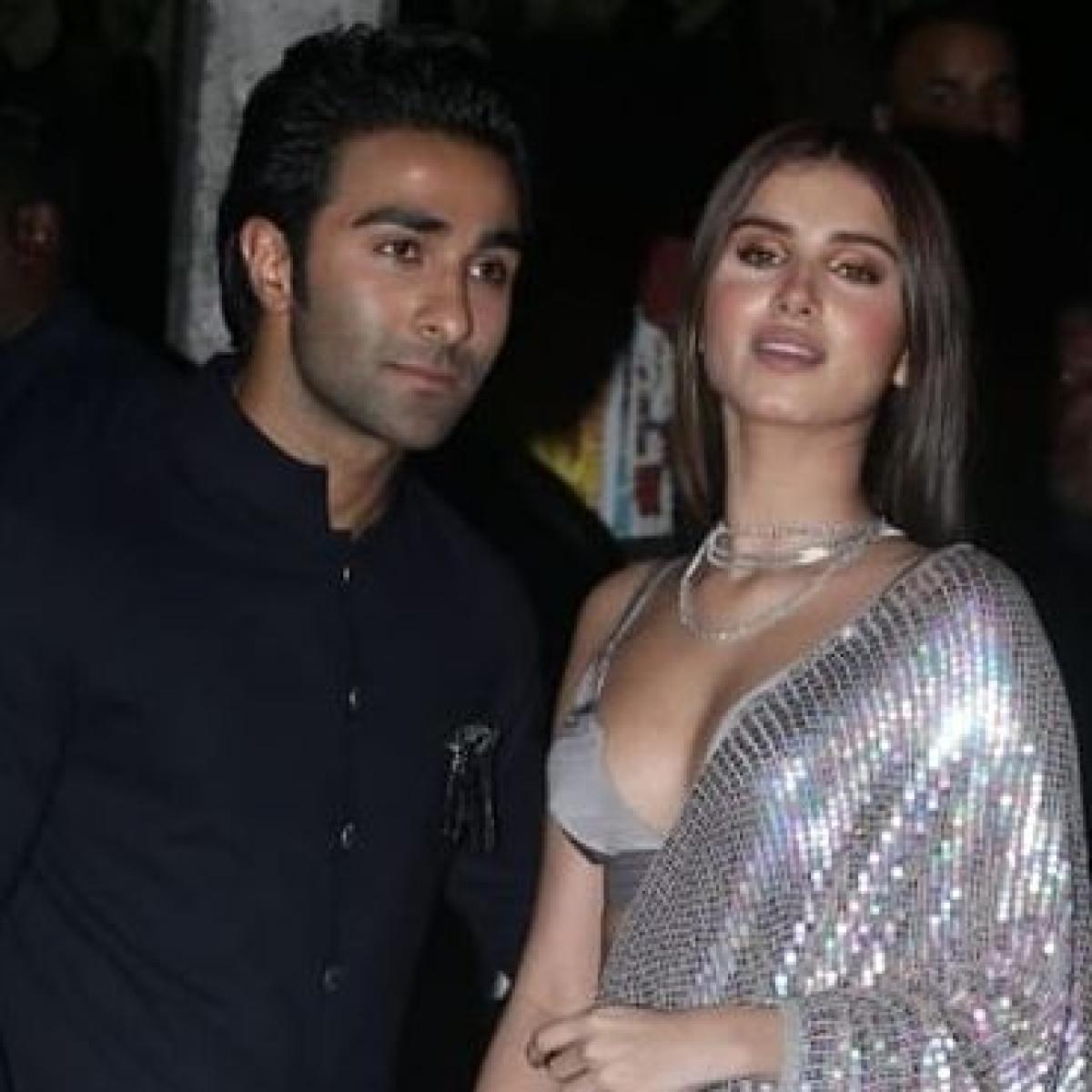 Tara Sutaria loved 'Hello Charlie', says Aadar Jain