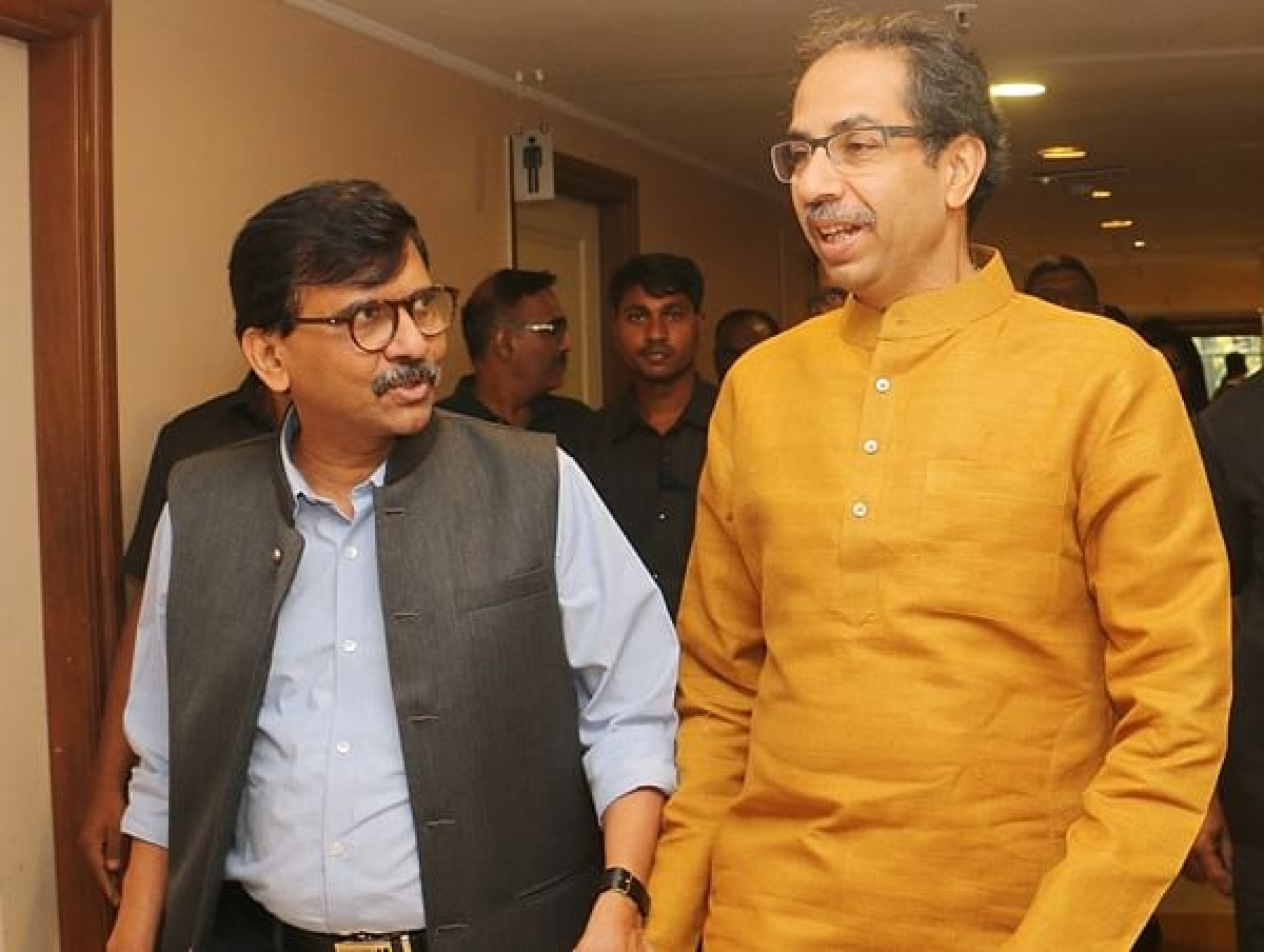 A year of Maha Vikas Aghadi government: Sanjay Raut promises 'blast'; drops promo of Uddhav Thackeray's interview
