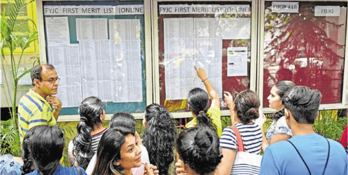 FYJC admissions in Mumbai: First Come, First Serve round begins
