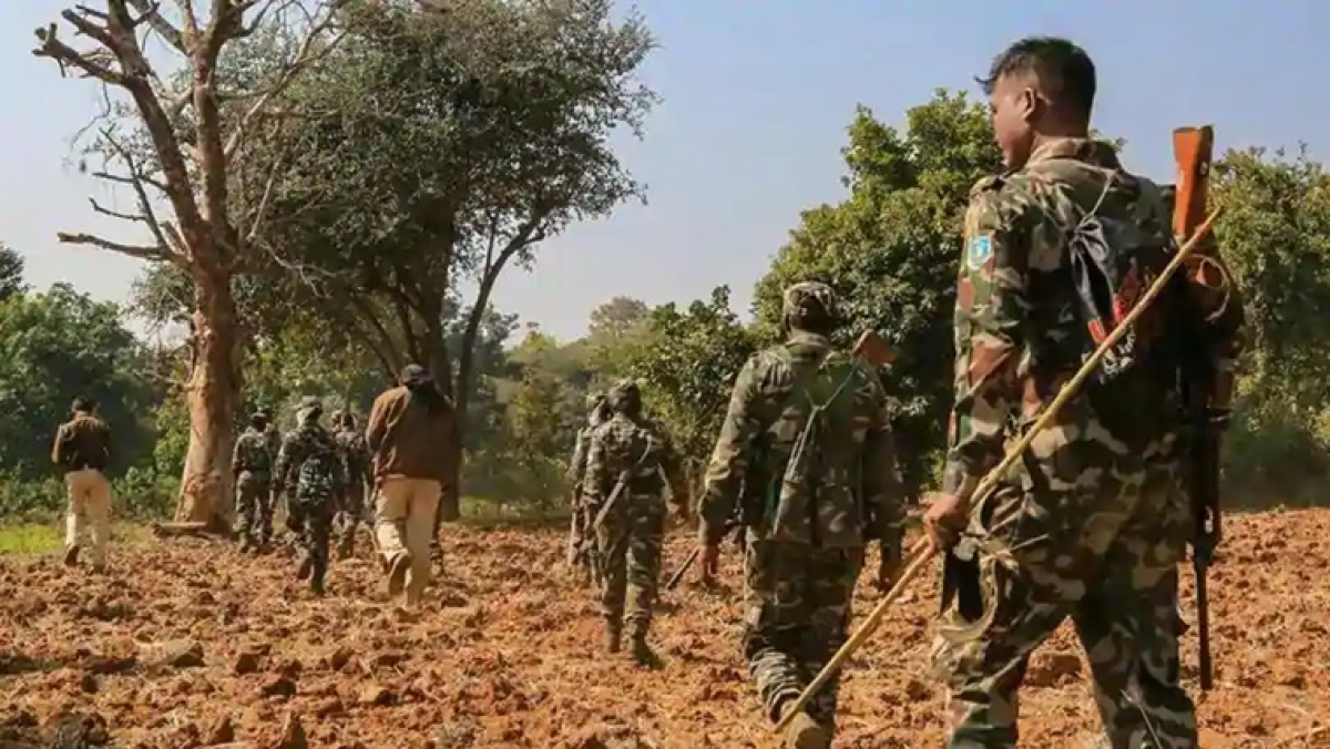Chhattisgarh: CoBRA Deputy Commandant Vikas Kumar, injured in IED blast on Sunday's demining operation, dies