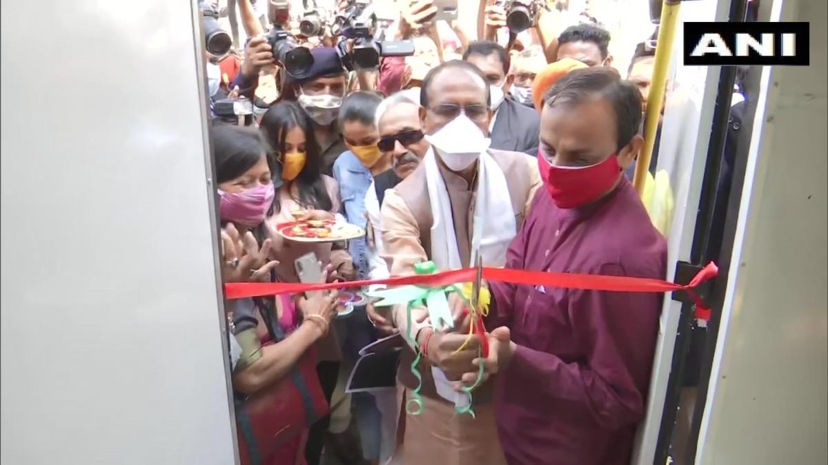 Madhya Pradesh: CM Chouhan inaugurates Energy Swaraj Yatra in Bhopal