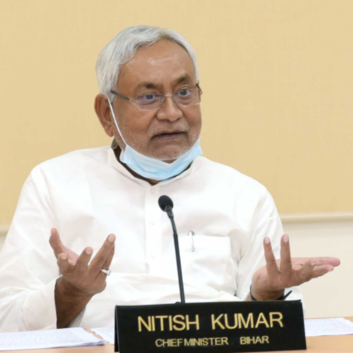 'I congratulate central govt for presenting balanced budget': Nitish Kumar on Union Budget 2021