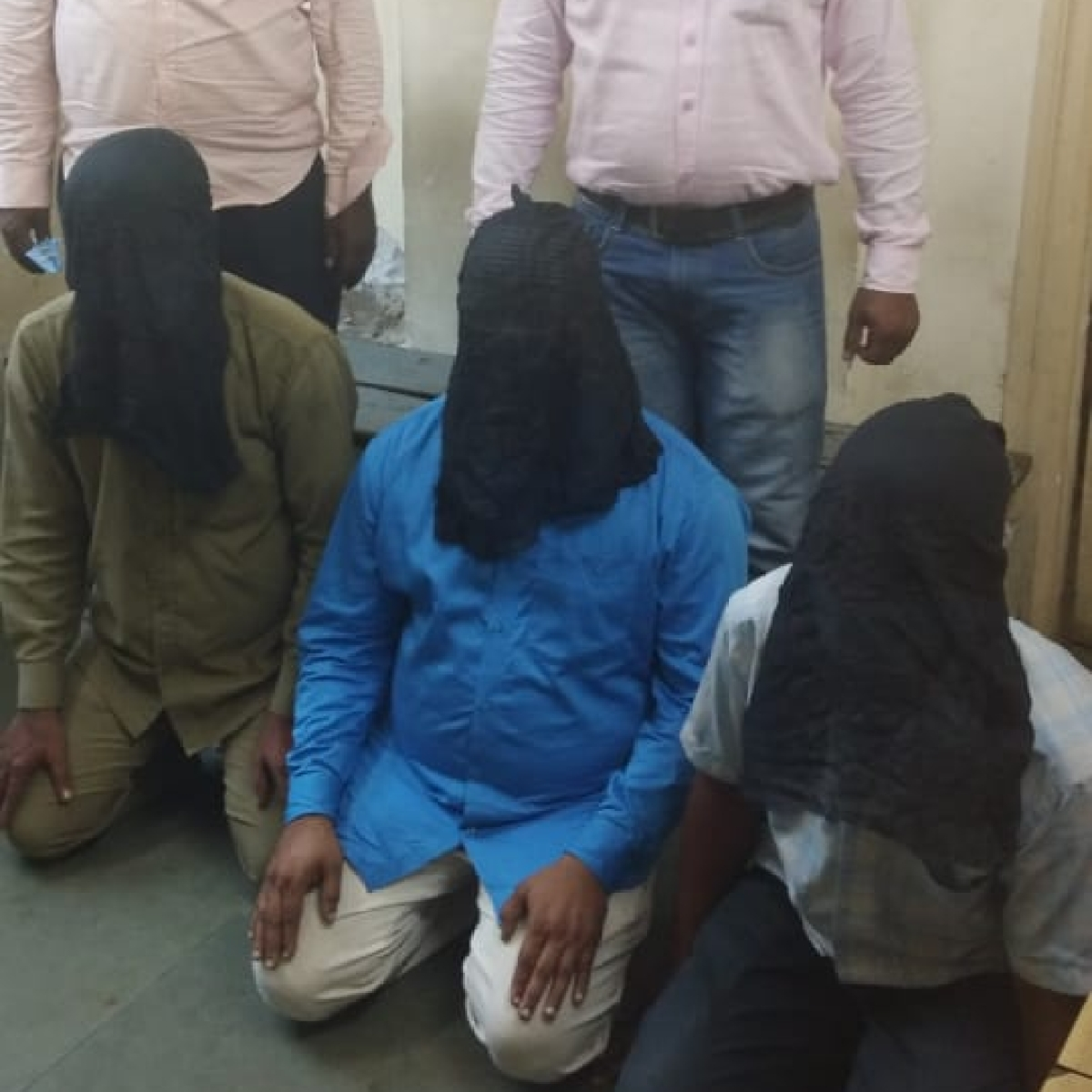 Three held for kidnapping, trafficking infant to childless couple in Telangana