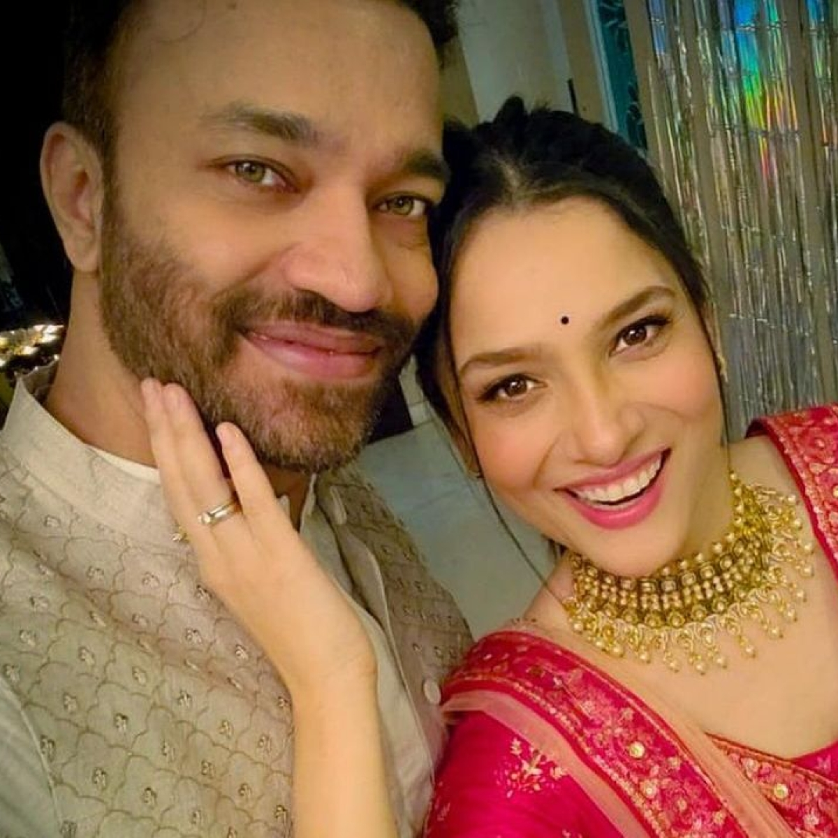 'Sushant ko bhulna maat': SSR fans attack Ankita Lokhande for posting mushy pictures with beau Vicky Jain