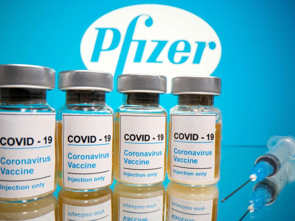 Corona Vaccine Tracker on Nov 11, 2020