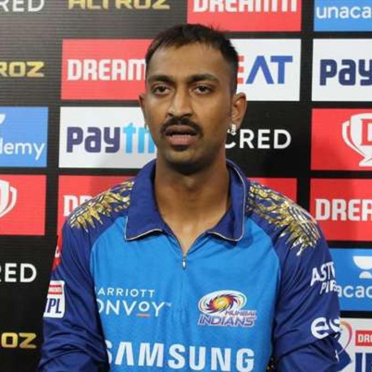 Netizens troll IPL 2020 winner Krunal Pandya for carrying excess valuables