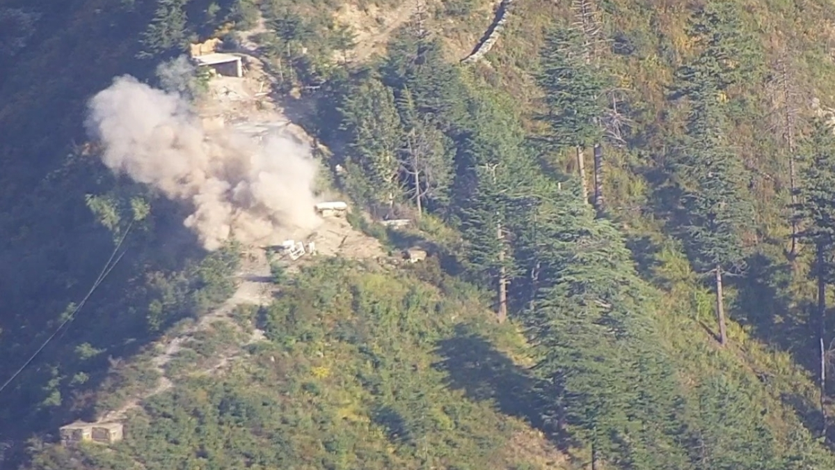 WATCH: Indian Army decimates Pakistan's bunkers in retaliation against unprovoked multiple ceasefire violations at LoC