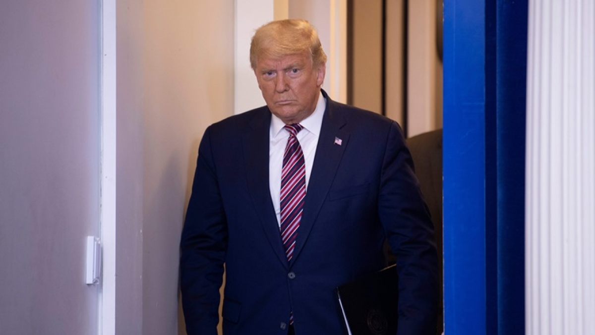 US Election 2020: TV networks cut away from Trump's press conference, conduct fact checks