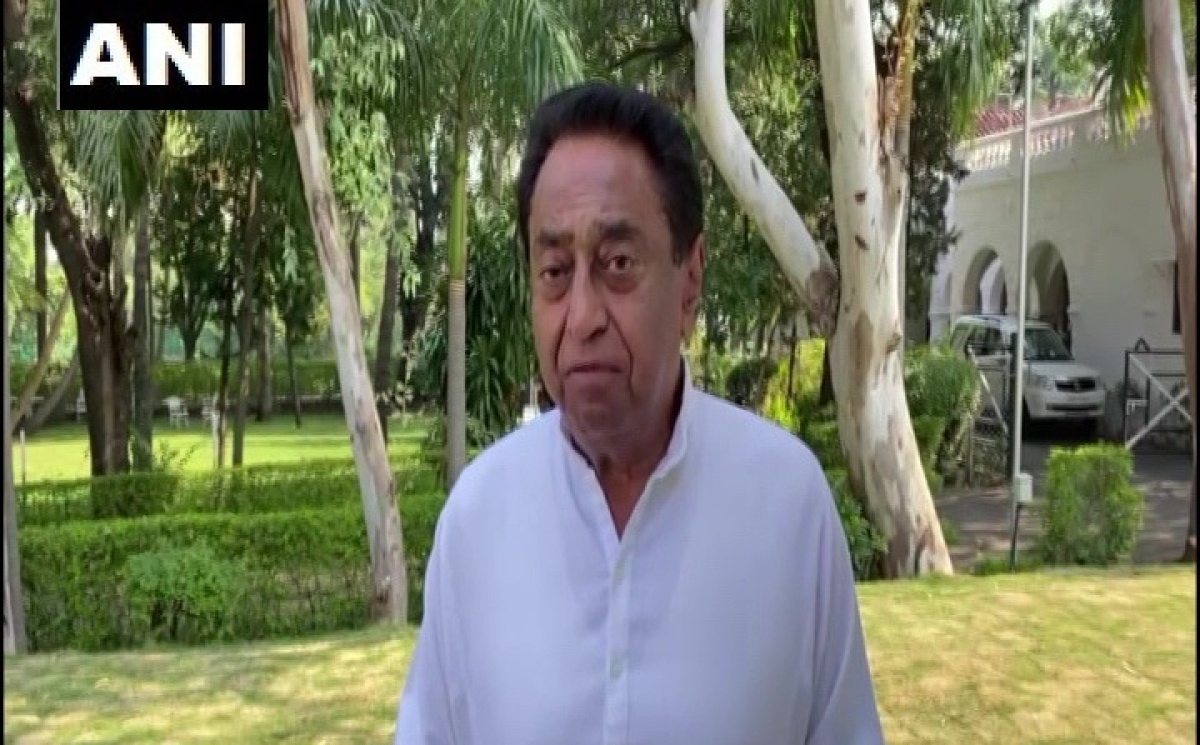 MP Bypolls: Kamal Nath questions EC's functioning, alleges firing, booth capturing in bye-elections