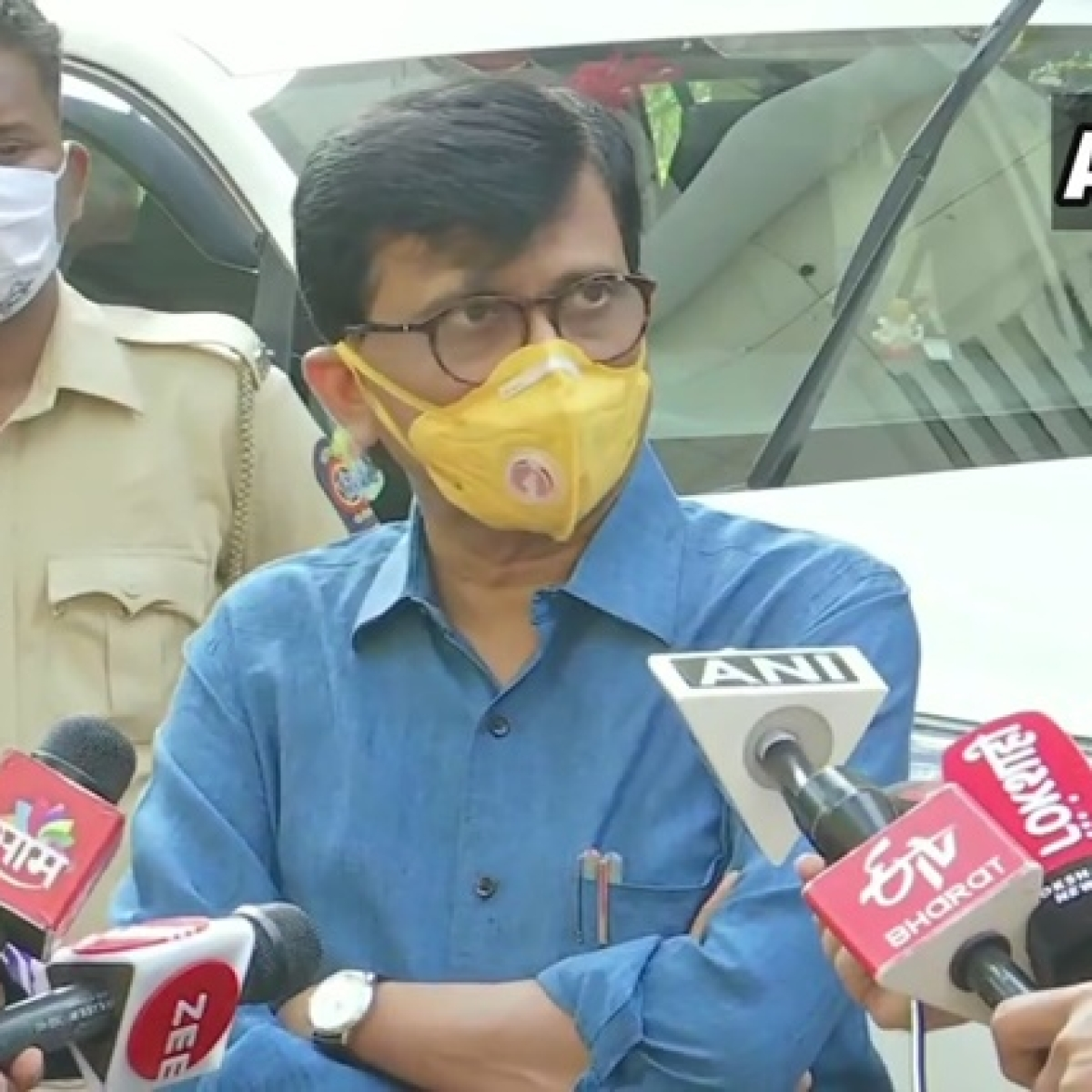 Farmers treated like terrorists, even called Khalistani: Sanjay Raut