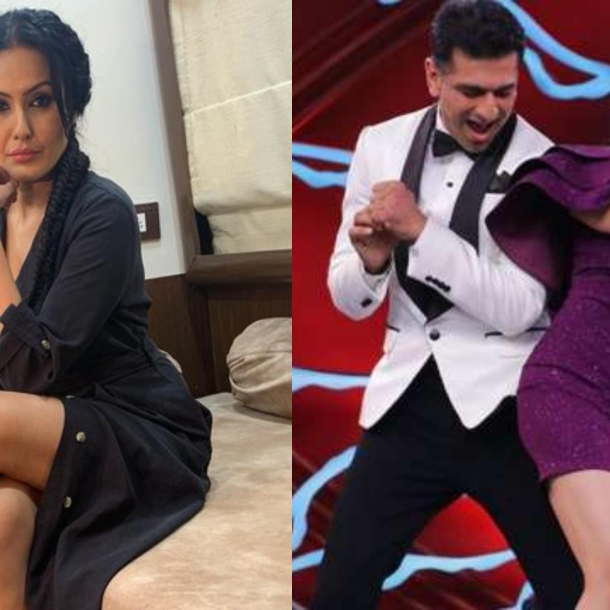 'Pease watch the whole episode': Kamya Punjabi trolled for saying 'Eijaaz Khan made Nikki Tamboli wash his underwear'