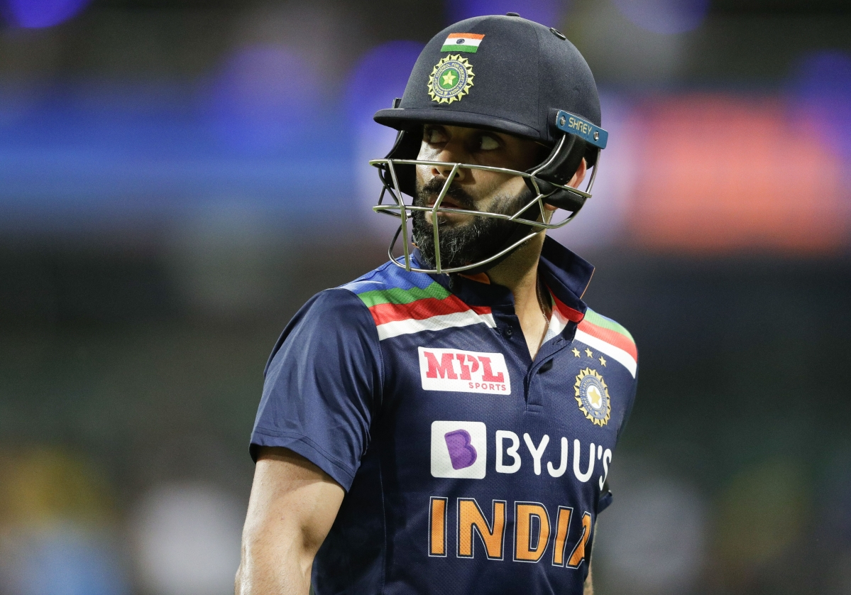 IND vs AUS: 'Hardik is not fit enough to bowl; we don't have someone like Stoinis, Maxwell', says skipper Virat Kohli
