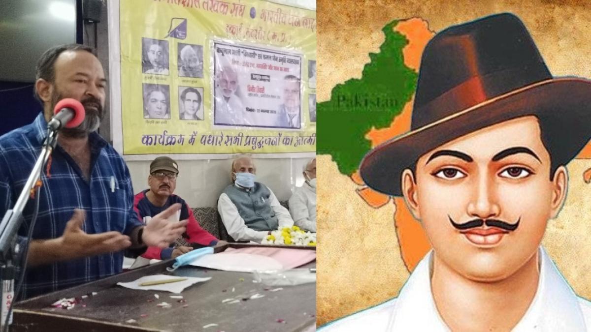Bhagat Singh was atheist based on logic, scientific thinking