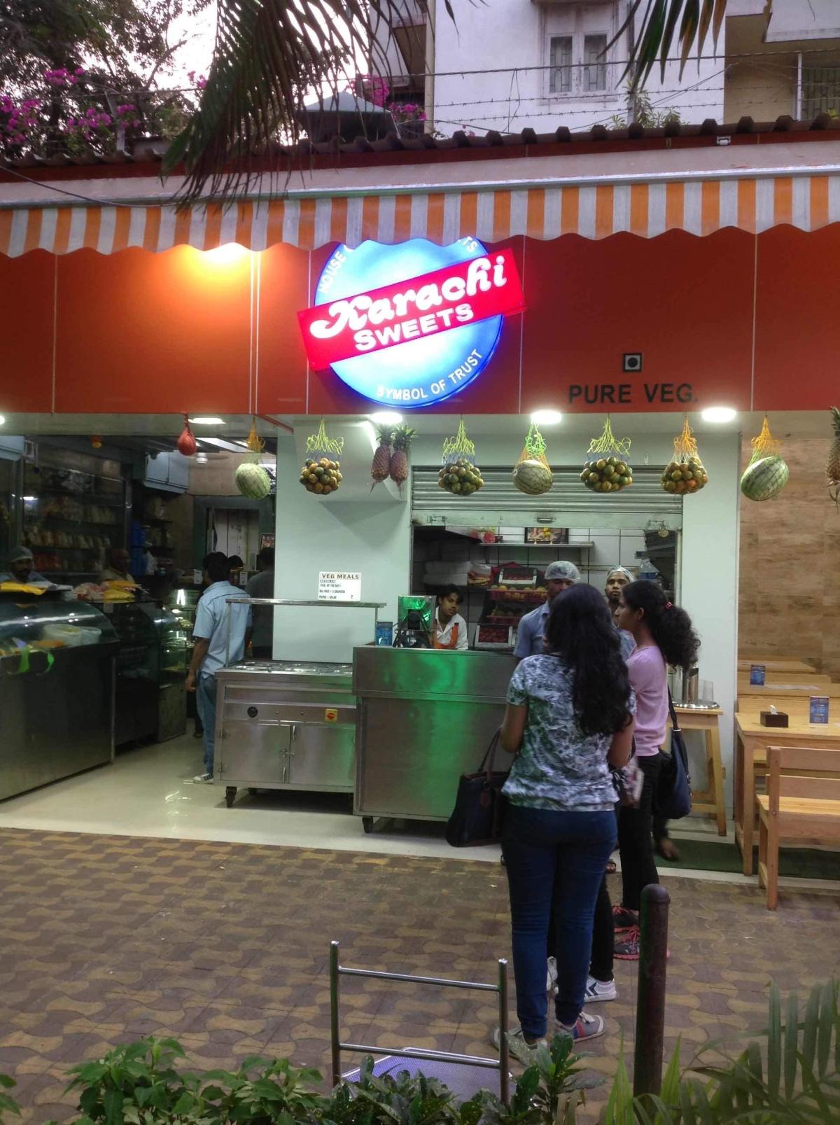 Bandra's Karachi Sweets faces Sena workers' wrath