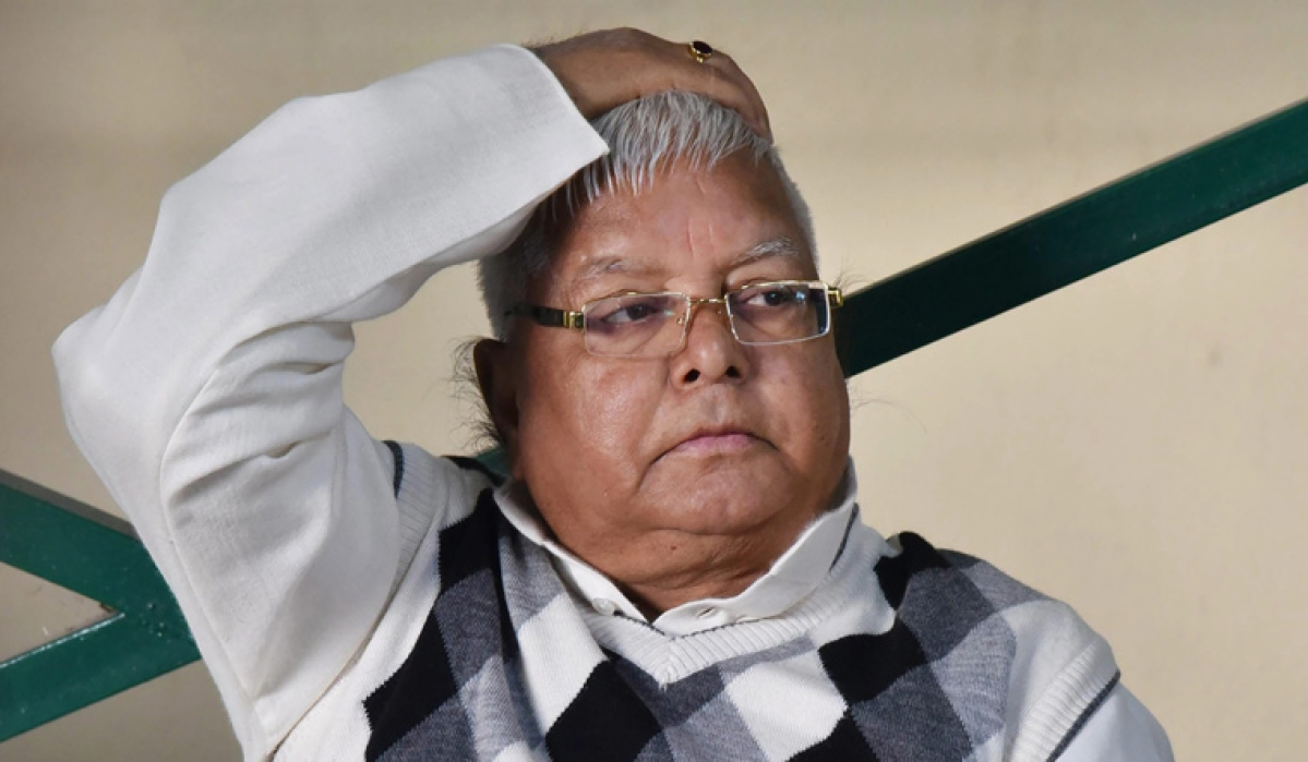 Phone call row: Lalu Yadav shifted from hospital director's bungalow to paying ward
