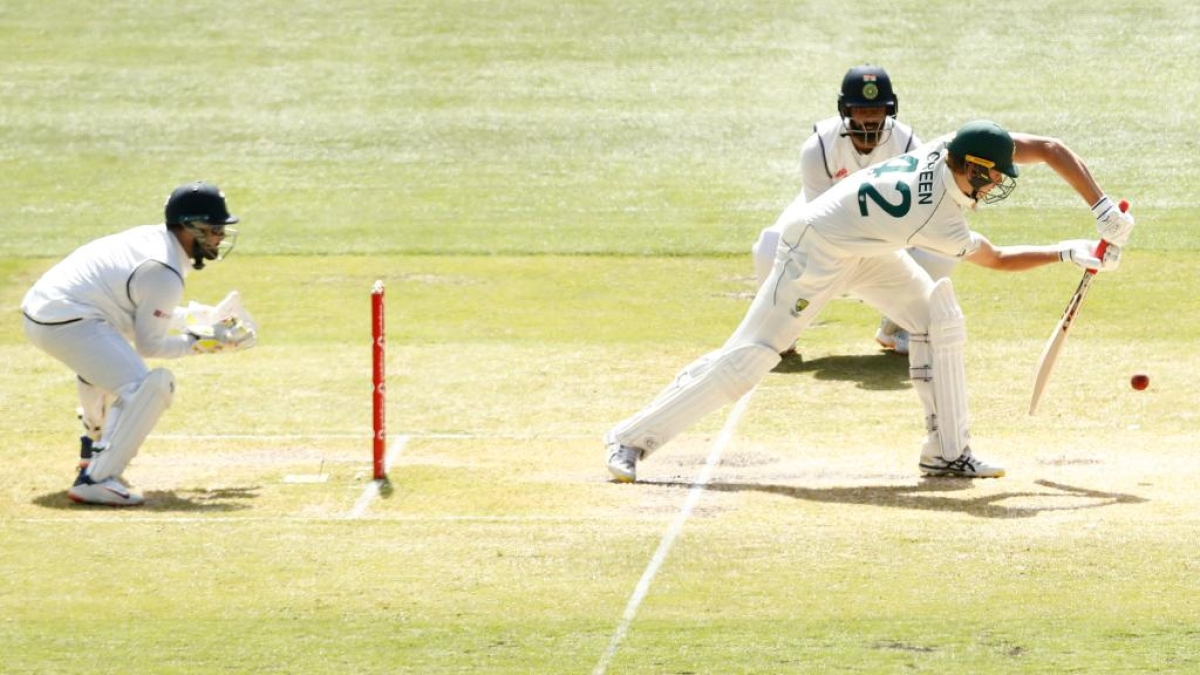Australia fined for slow over-rate in second Test against India