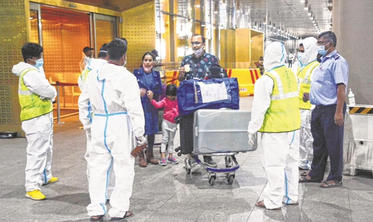 Mumbai civic body asks societies, hospitals to inform about UK, Middle East returnees