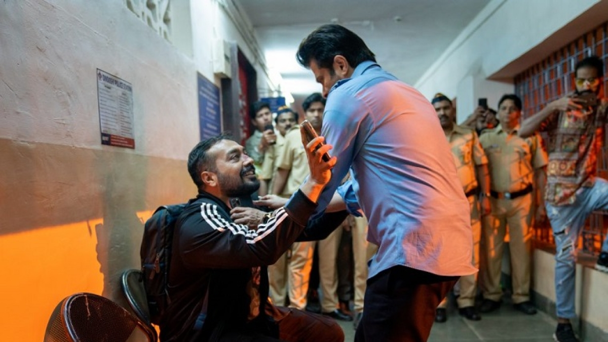 AK vs AK review: Anil Kapoor, Anurag Kashyap's brilliant performance keeps you hooked