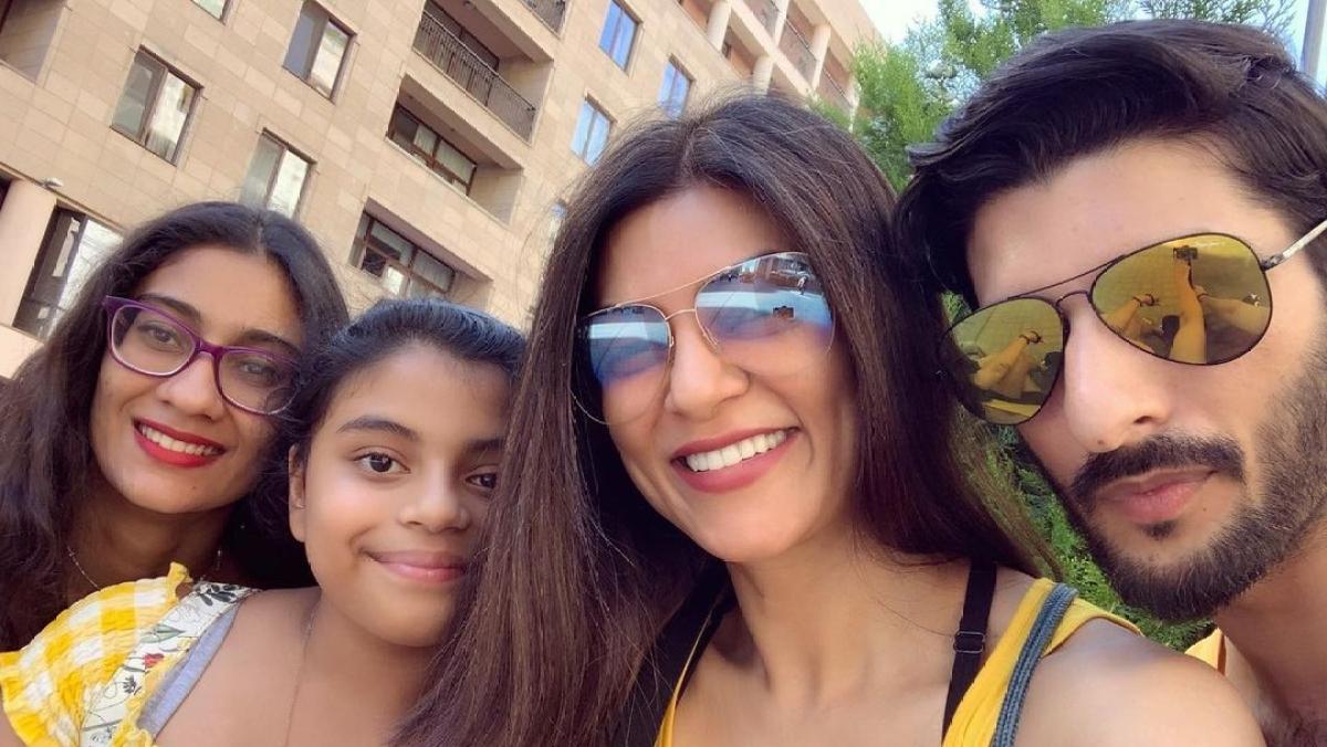 Some 'idiot' hacked Sushmita Sen's daughter Renee's Instagram account – here's what happened next