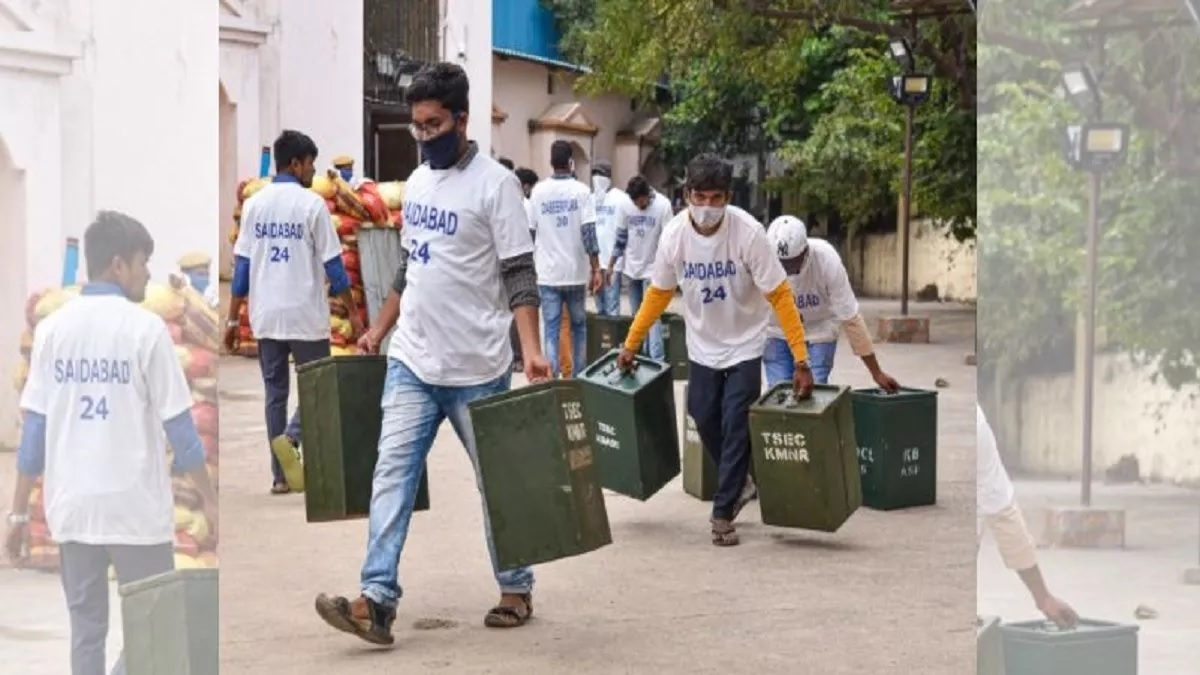 The recent municipal elections in Hyderabad attracted a lot of attention