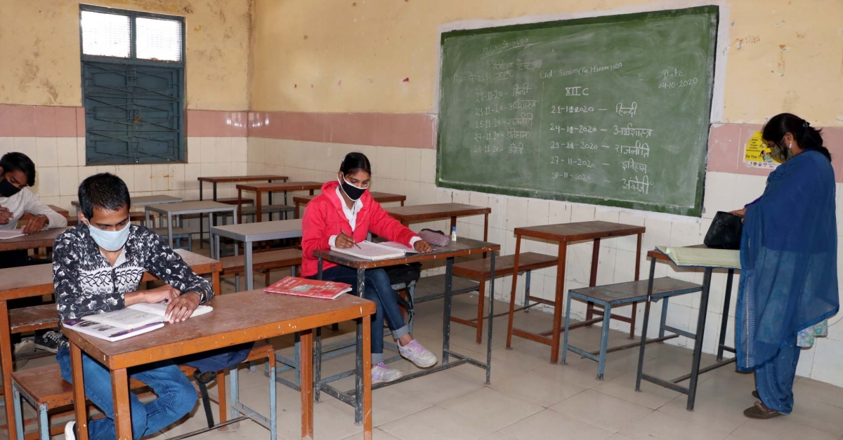 Madhya Pradesh: Low turnout marks first day of schools reopening
