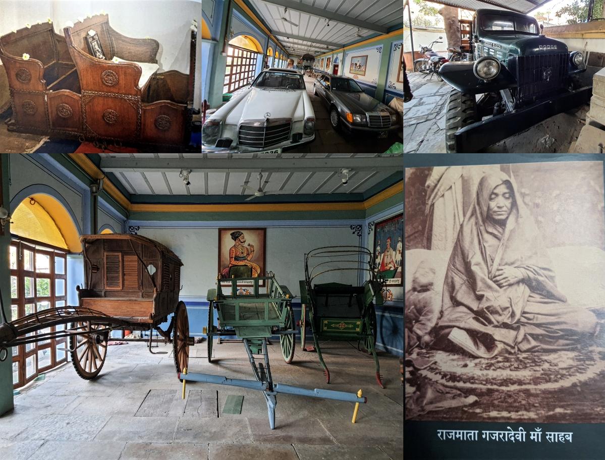Humara Heritage: 'Stable' of baggis and gaddis