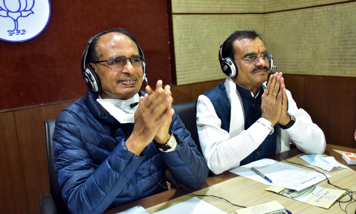 Madhya Pradesh: Action on basis of evidence, docus, says Chouhan