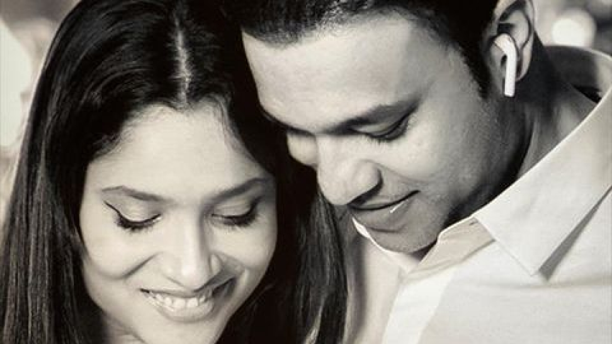 Ankita Lokhande Birthday Special: Mushy moments with her 'soulmate' Vicky Jain