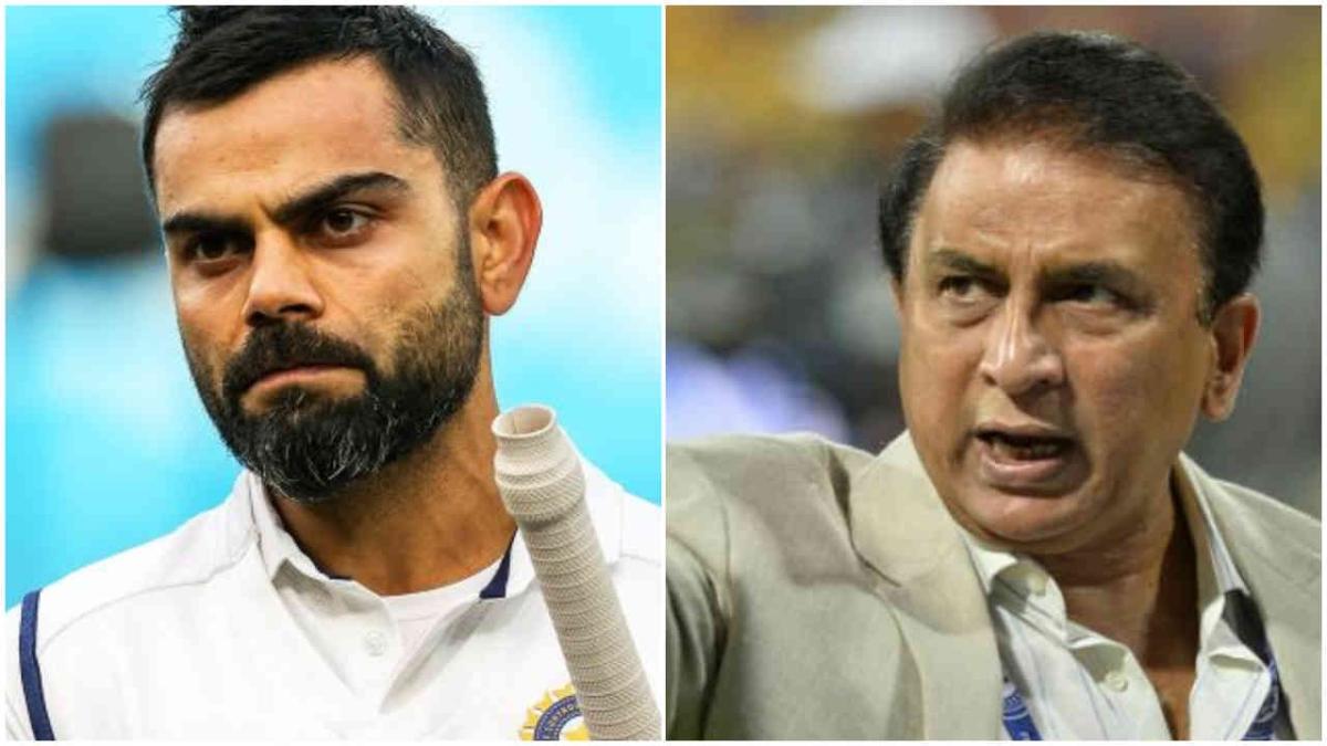 'Cricket part of life, not entire life': Kohli fans slam Gavaskar for attack over paternity leave