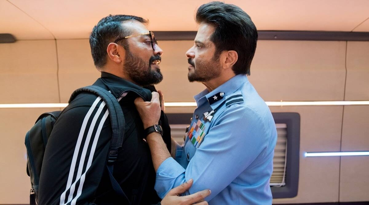 AK vs AK: From ugly Twitter war to trailer launch, the clash between Anil and Anurag is winning hearts