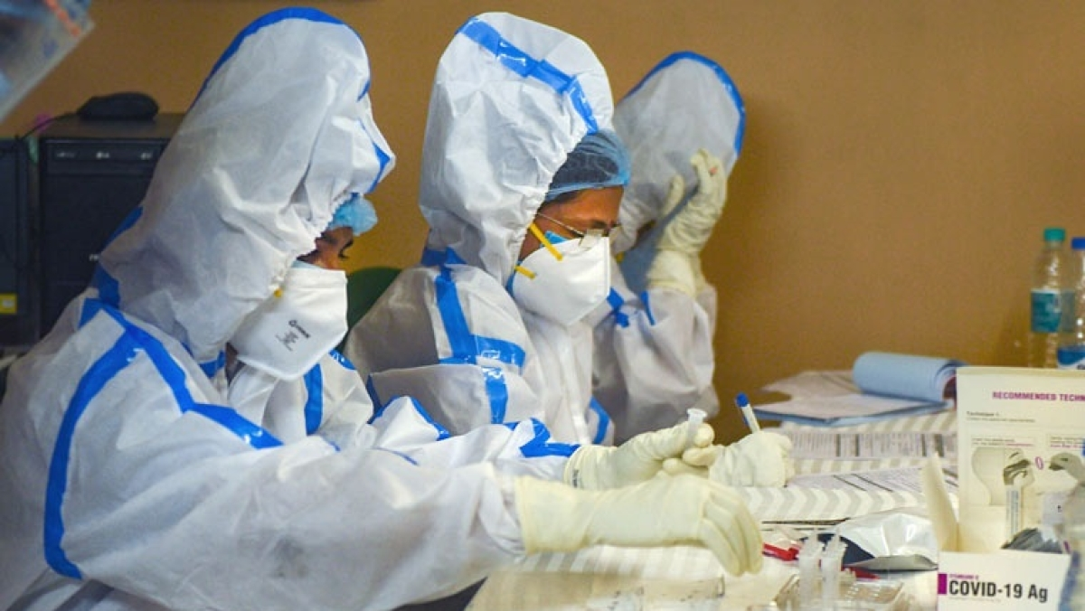 COVID-19 latest updates: 16,311 new cases push India's coronavirus tally to 1,04,66,595