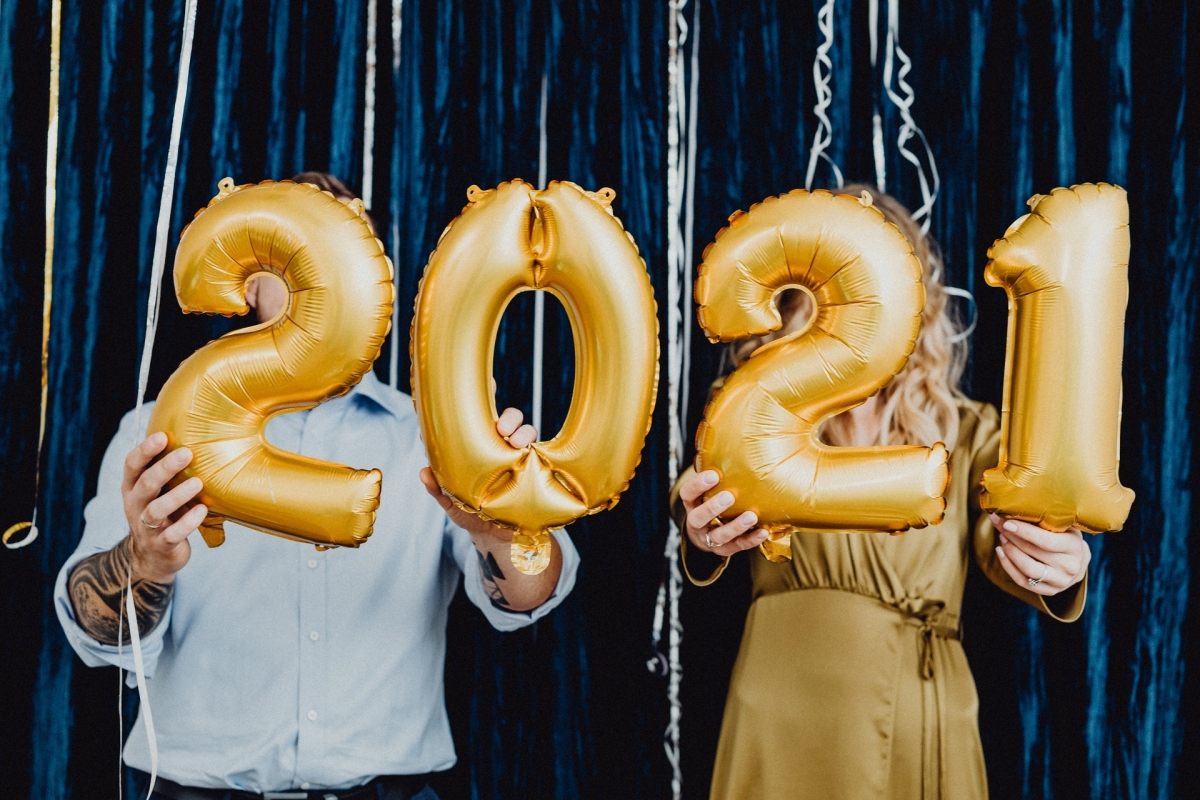 New Year 2021: Easy and achievable   resolutions that you can adopt this year