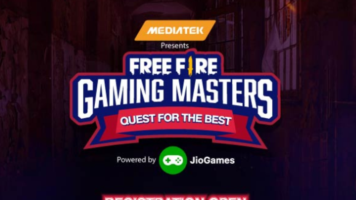 Gaming Masters: Here's how to register for Jio and Mediatek's cash-rich eSports tournament with Rs 12.5 lakh prize pool