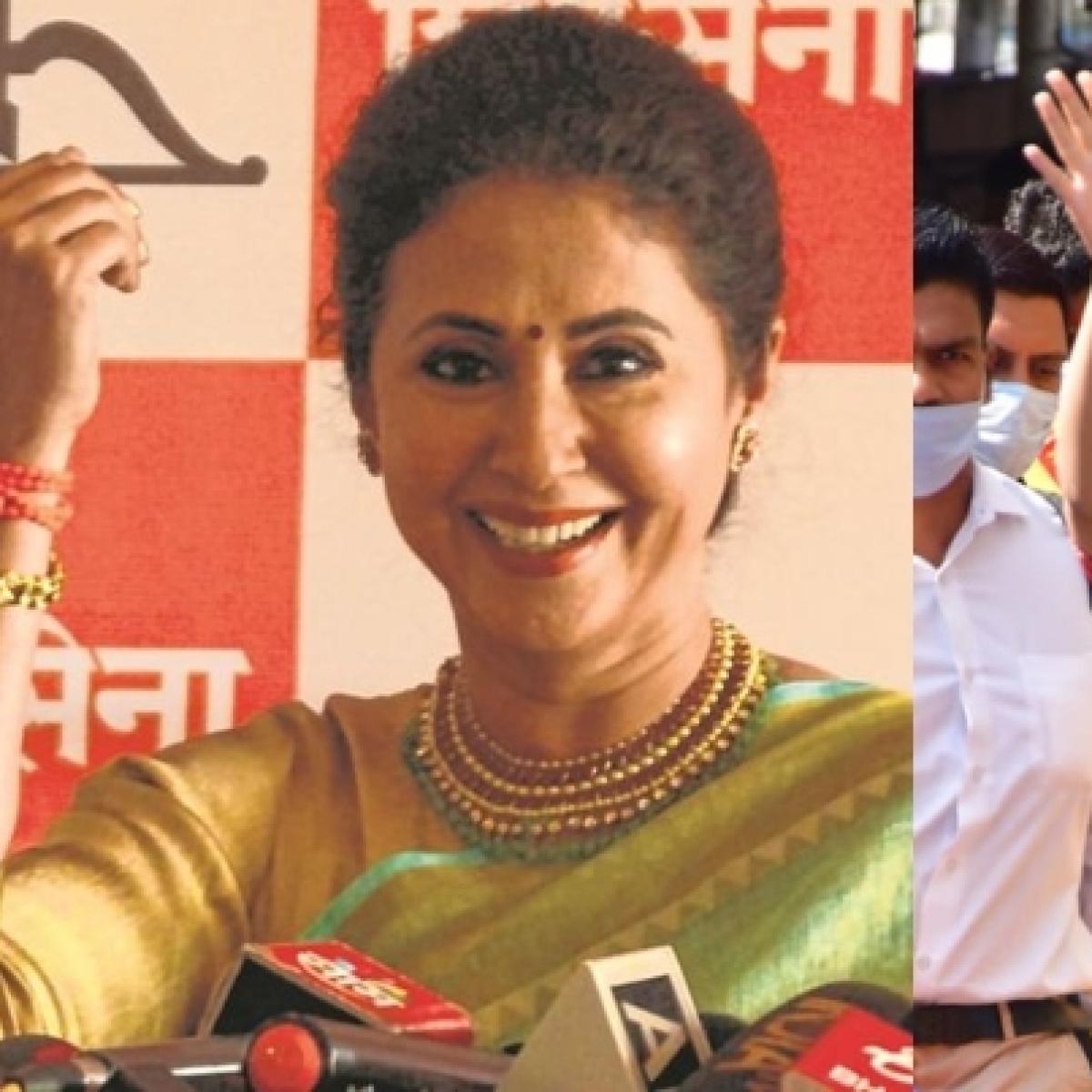 'Has she fallen on her head?': Urmila Matondkar takes a jibe at Kangana Ranaut's 'my beloved city Mumbai' tweet