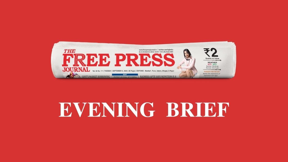 FPJ Evening Brief