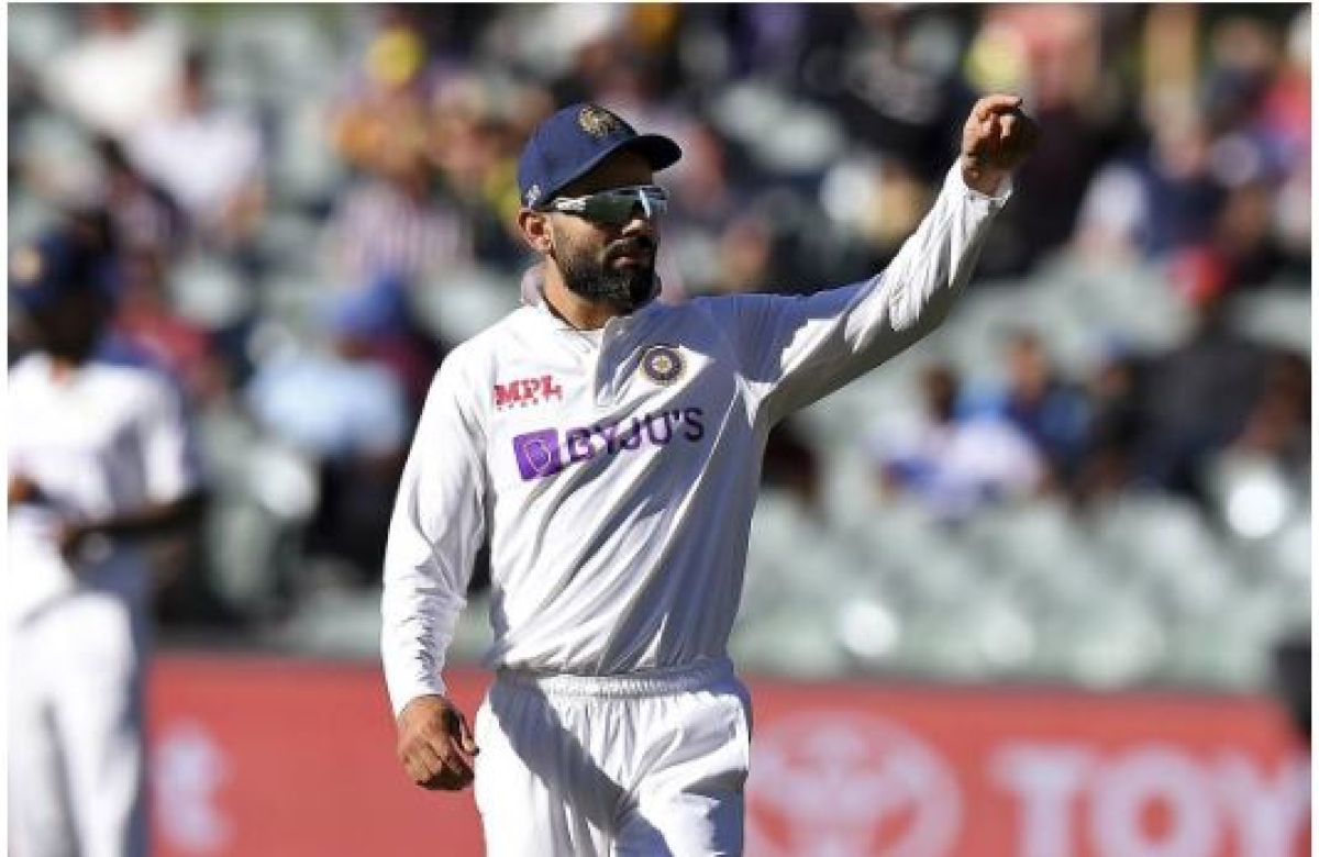 Kohli leaves Oz shores after boosting the morale of his buddies with his pep talk
