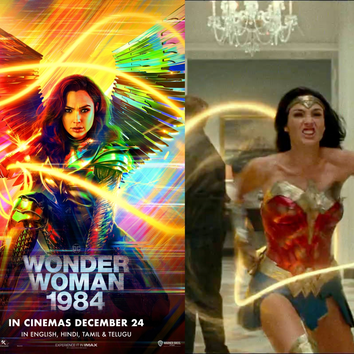 It's time for a hero! Warner Bros. Pictures to release Wonder Woman 1984 pan India on Dec 24