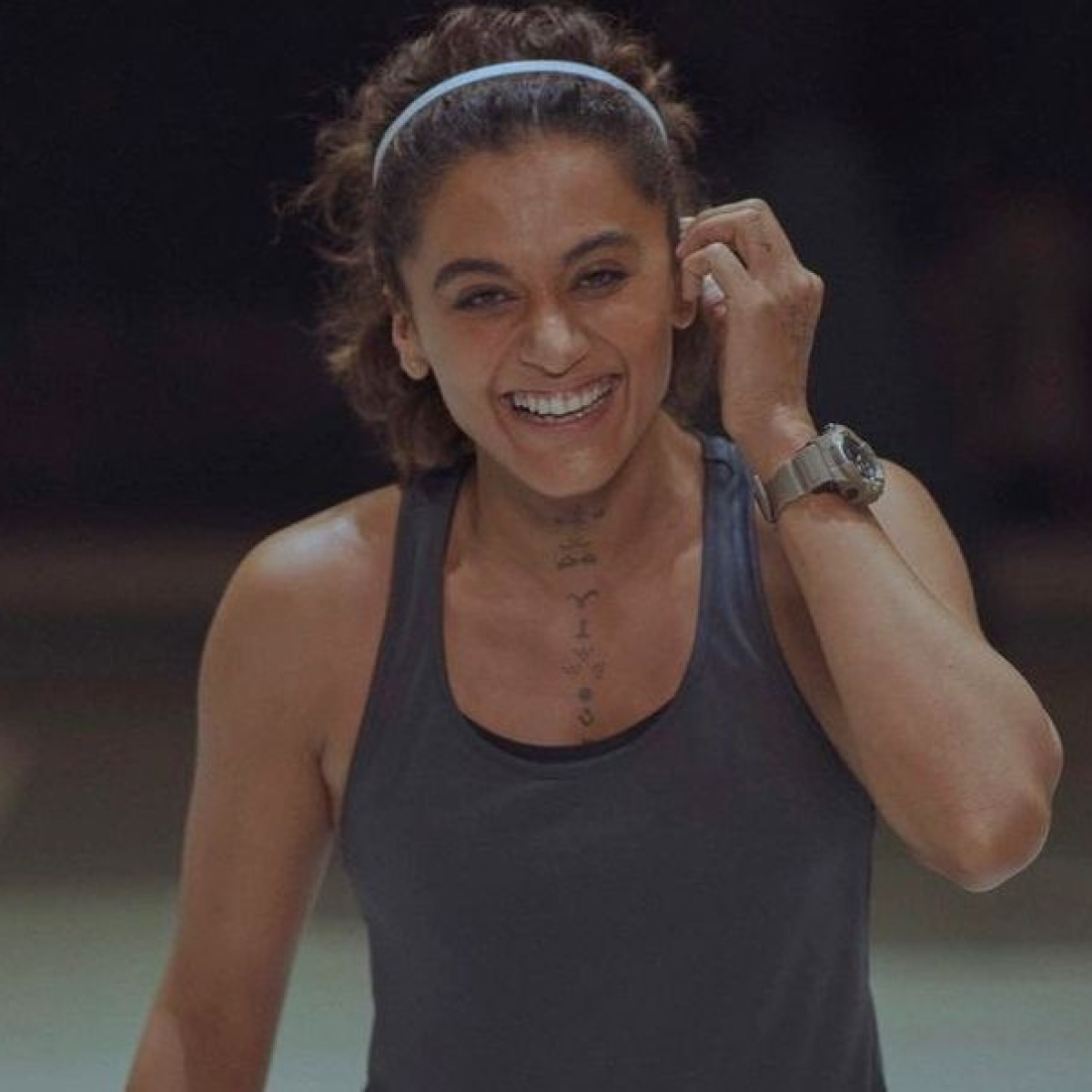 Watch: Taapsee Pannu shares epic transformation video while training for 'Rashmi Rocket'